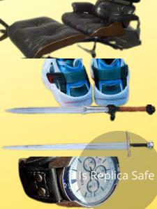 Is Replica Safe